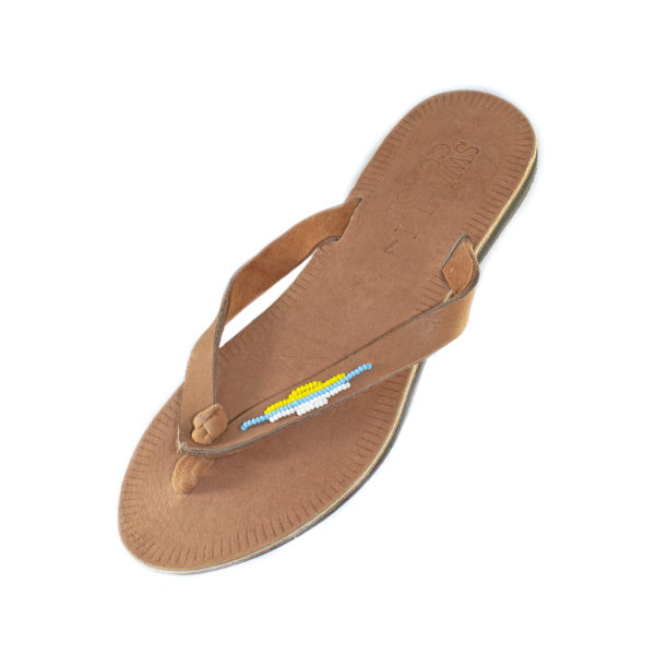 Fair trade sandals ethically handmade by empowered artisans in East Africa for the adventurer in us all.